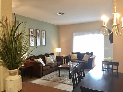 Photo for Lakeview Condo 5 min to Disney at Luxury Resort