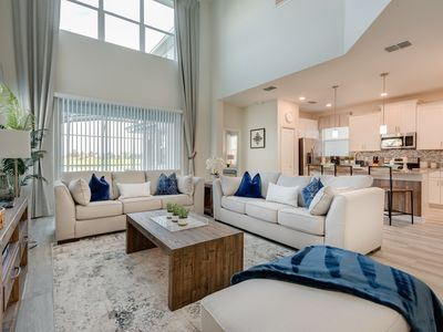 Photo for Beautiful home in gated community