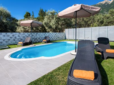 Photo for PERFECT FOR FAMILIES WITH POOL AND SEA VIEWS IN LEFKADA