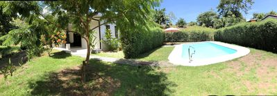 Photo for Casa Loritos, Surf, Pool, Confort &Tranquility  3Bdr. 1100sqf house, 2700