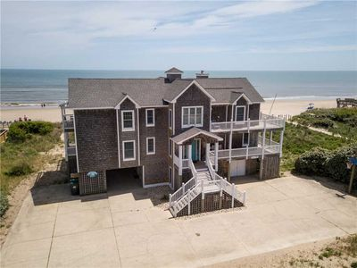 Photo for #OH6: OCEANFRONT in Corolla w/HtdPool, HotTub & RecRm w/PoolTbl