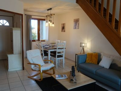 Photo for Saint-Cyprien-Plage Holiday Home, Sleeps 6 with WiFi