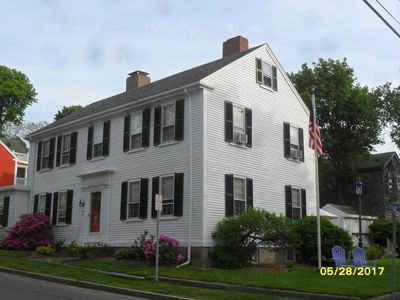 Photo for 1 Block to Ocean, Harbor & Bearskin Neck.  Charming Antique, A Must See!