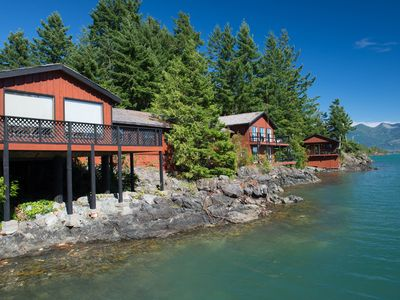 Photo for All-inclusive Fishing Lodge Experience In The Heart Of BC. Get Away From It All!
