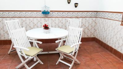 Photo for Bonito Apartment in Central Location with Great Terrace, Wi-Fi & Air Conditioning