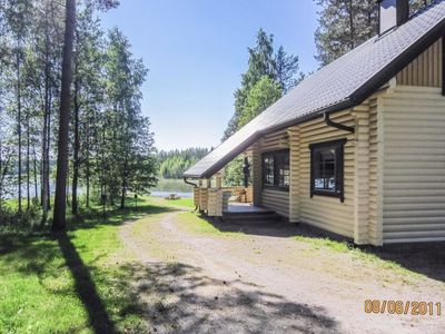 Photo for Vacation home Kuikankoto in Pertunmaa - 8 persons, 3 bedrooms