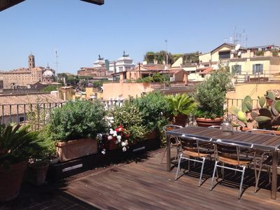 Photo for Apartment 83 m from the center of Rome with Internet, Air conditioning, Terrace (549872)