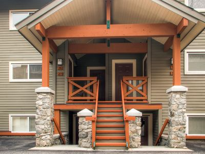 Photo for Trappers Crossing 28, Centrally Located in Big White Ski Resort, Great Value