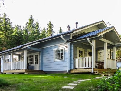 Photo for Vacation home Kuutti in Punkaharju - 6 persons, 3 bedrooms
