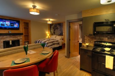 Escape with loved ones, or your furry best friend, to our luxurious condo!