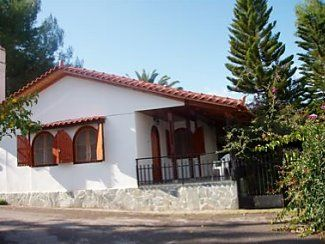 Photo for 3BR Villa Vacation Rental in Aipeia, Peloponnesia