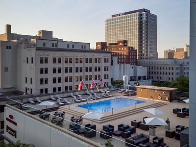 Photo for Stylish Midtown Atlanta Studio | Free Breakfast + Seasonal Pool Access
