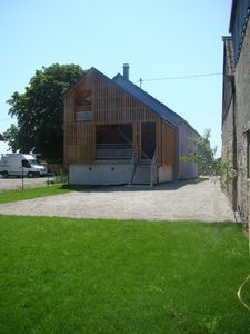 Photo for cottage quiet, 5mn new brisach in the village exit