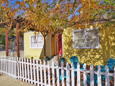Photo for Charming Downtown Cottage -6 short blocks