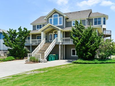 Photo for First Flight | Oceanfront | Whalehead | Corolla | Sleeps 15