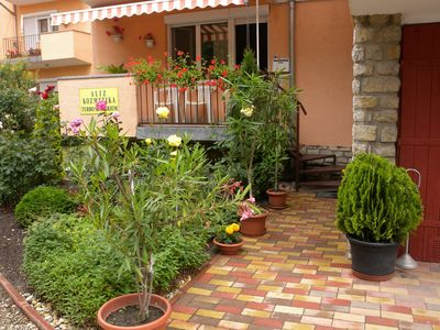 Photo for Holiday apartment only 300 m from the beach and marina
