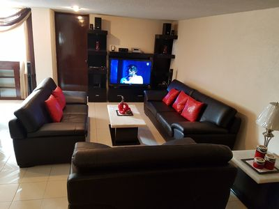 Photo for Luxury executive apartment all furnished and equipped.