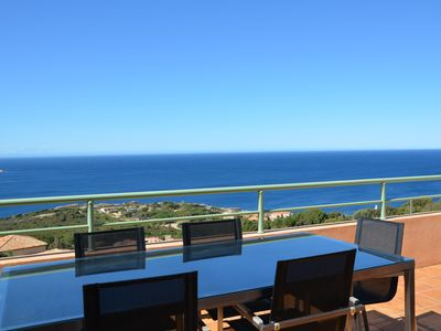 Photo for Rental Beautiful Apartment T2 T3 Panoramic Sea View Penthouse In