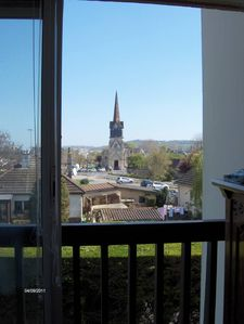Photo for Apartment 80m2 500m from the beach face bell tower .540 € to 700 € the week