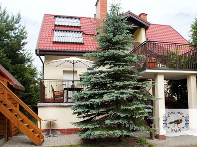 Photo for Villa with privat pool at the Radunski Lake, beautiful garden, quiet area
