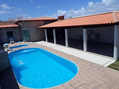 Photo for Wonderful house with pool in the great Aracaju / SE