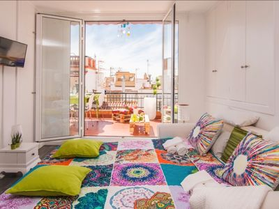 Photo for Pure Lounge Apartment Sitges Centre Beach
