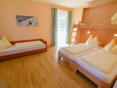 Photo for Quintuple room, shower, toilet - JUFA HOTEL`s - JUFA Kaprun / Zell am See