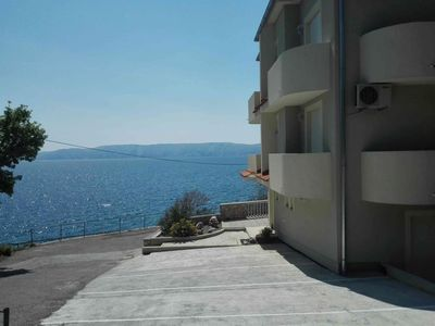 Photo for 54 m from the center of Rijeka with Internet, Air conditioning, Parking, Terrace (677762)
