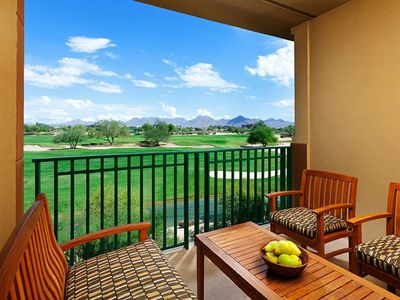 Photo for 1BR Hotel Suites Vacation Rental in Scottsdale, Arizona