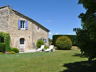 Photo for Country Cottage / Gite - LussanHouse with character