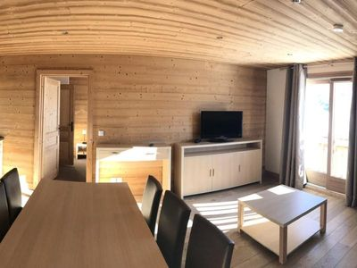Photo for Apartment Flaine, 2 bedrooms, 6 persons