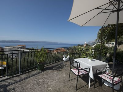 Photo for Apartment Robert  A1(4+1)  - Brela, Riviera Makarska, Croatia