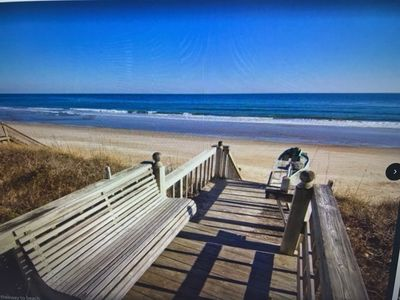 Photo for DIRECT OCEANFRONT CENTRALLY LOCATED!!  SLEEPS 10!!!