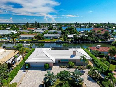 Photo for Beautiful waterfront home w/ screened & furnished lanai, private pool, & dock