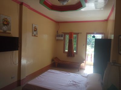 Photo for Studio type Apartment with Kitchen, Private Bathroom, Tv, AC,Balcony