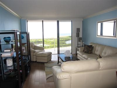 Photo for Beautifully decorated two bedroom, two bath condo on the 10th floor.