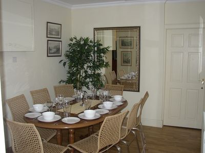 Photo for Central 4 bedroom apartment sleeps 10-14 persons