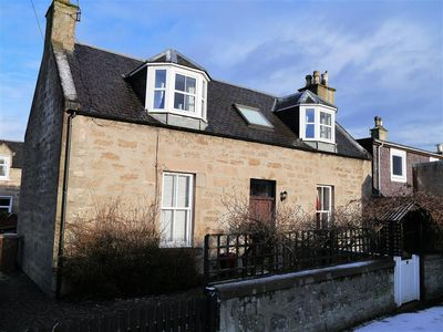 Photo for The Nairn House graded 4* by Visit Scotland is a lovely Georgian house renovated to an excellent sta