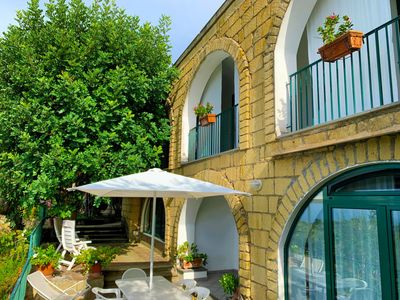 Photo for Vacation home Isastia in Massa Lubrense - 6 persons, 3 bedrooms