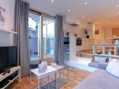 Photo for Temple du Soleil Machu renovated apartment for 6 people