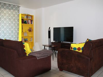 Photo for Bright apartment tinged with exoticism - 65m²