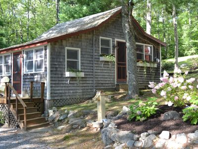 The Loon Cottage on Toddy Pond