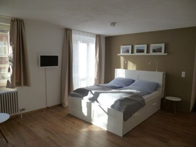 Photo for Comfortable, central located at the Konzerthaus and the main station city apartment.