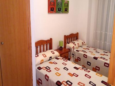Photo for Oropesa 3000 Sin Piscina 1660 #3 - Two Bedroom Apartment, Sleeps 6
