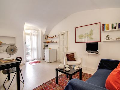 Photo for Piccolo Chiavari apartment in Centro Storico with WiFi.