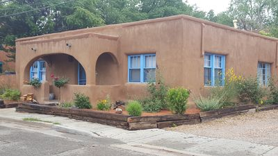 Photo for Warm, Restored Old Adobe, Walking Distance to Everything