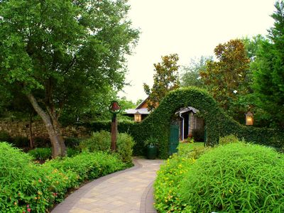 Photo for 25 Minute drive to ACL! Dates still available...Stay In This Amazing Hill Country Vineyard!