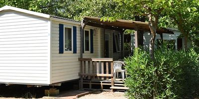 Photo for Camping Les Salisses **** - Air-conditioned mobile home 4 rooms 6/8 people
