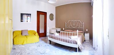Photo for HOLIDAY HOUSE - Il Profumo del Mare ... 14 beds at 100 meters from the sea!