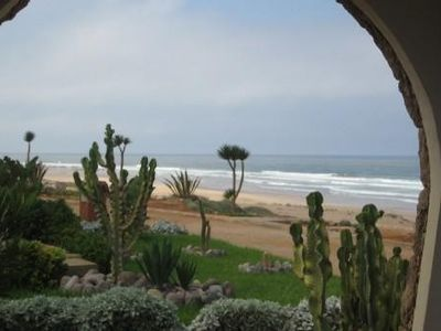 Photo for Villa on the first line of the beautiful ocean view - total escape!